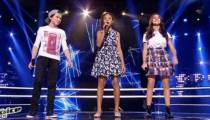 "Replay ""The Voice Kids"" : battle Victoire, Norah, Marco « Take Me to Church» de Hozier (vidéo)"