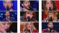 """Replay """"The Voice"""" samedi 3 mars : voici les 10 nouveaux talents sélectionnés (vidéo)"""