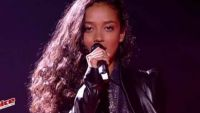 "Replay ""The Voice"" : Lucie chante « Saint Claude » de Christine and The Queens (vidéo)"
