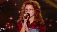 """Replay """"The Voice Kids"""" : Marilou chante « Evidemment » de France Gall (vidéo)"""