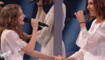 "Replay ""The Voice"" : Maëlle & Zazie chantent « Seras-tu là ? » en finale (vidéo)"