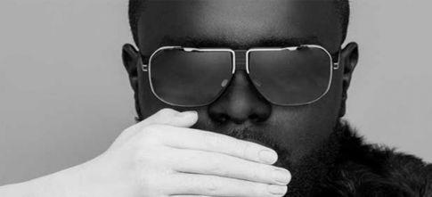 """Maître GIMS invité du JT de 20H de TF1 dimanche 25 mars pour son album """"Ceinture Noire"""""""