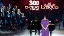 """""""Les 300 choeurs"""" chantent des airs lyriques vendredi 27 octobre sur France 3"""