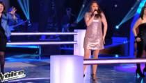 """Replay """"The Voice"""" : la battle entre Juliette, Sophie & Carine sur « It's Raining Men » de Martha Wash (vidéo)"""