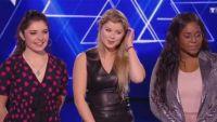 """Replay """"The Voice"""" : l'audition finale de Julianna, Karolyn et Isadora (vidéo)"""