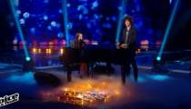 "Replay ""The Voice"" : Côme & Birdy chantent « Skinny Love » en finale (vidéo)"