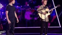 """Replay """"The Voice Kids"""" : Anagram chante « Il est où le bonheur » de Christophe Maé (vidéo)"""