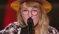 """Replay """"The Voice"""" : Jody Jody chante « Heavy cross » de Gossip (vidéo)"""