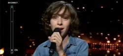 """Replay """"Rising Star"""" : Léo Rispal interprète « Comme toi » de Jean-Jacques Goldman (vidéo)"""