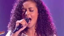 """Replay """"The Voice"""" : Lucie chante « Billie Jean » de Michael Jackson (vidéo)"""