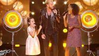 """Replay """"The Voice Kids"""" : M Pokora, Tamillia & Manuela « Aimer est plus fort que d'être aimé » (vidéo)"""