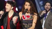 """Replay """"The Voice"""" : l'épreuve ultime d'Antoine, Derya et Marc Hatem (vidéo)"""