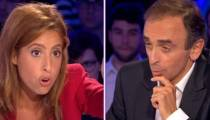 """Replay : clash entre Eric Zemmour et Léa Salamé à propos de Vichy dans """"On n'est pas couché"""" (vidéo)"""