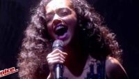 """Replay """"The Voice"""" : Lucie chante « Halo » de Beyoncé en demi-finale (vidéo)"""