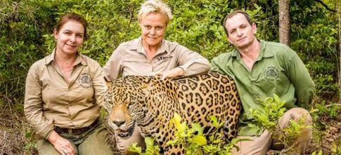 Muriel Robin et Chanee sur la terre des Jaguars, lundi 26 février sur France 3