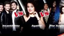 """Replay """"The Voice"""" : l'épreuve ultime de Incantèsimu, Agathe et The Sugazz (vidéo)"""