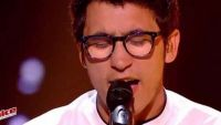 "Replay ""The Voice"" : Vincent Vinel chante « Feel » de Robbie Williams (vidéo)"