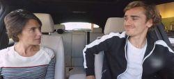 """Antoine Griezmann se confie à Alessandra Sublet dans """"Griezmann confidentiel"""" le 9 juin sur TF1"""