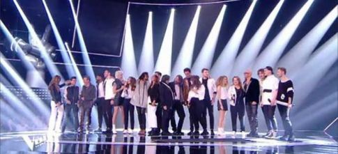 "Replay ""The Voice"" samedi 21 avril : les 16 prestations du 1er prime en direct (vidéo)"