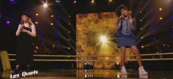 "Replay ""The Voice"" : duel Yvette / Liv Del Estal « Yellow » (vidéo)"