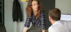 """La Saison 2 de """"Sam"""" diffusée à partir du 8 janvier sur TF1 : interview de Natacha Lindinger"""