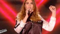 """Replay """"The Voice"""" : Aurelle chante « Dis-moi » des BB Brunes (vidéo)"""