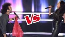 """Replay """"The Voice"""" : La Battle Lena Woods / Araz « What's Up » de 4 Non Blondes (vidéo)"""