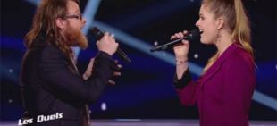 """Replay """"The Voice"""" : duel Queen Clairie / Guillaume « Sign of the times » (vidéo)"""