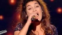 """Replay """"The Voice"""" : Julia Paul chante « Jacques a dit » de Christophe Willem (vidéo)"""