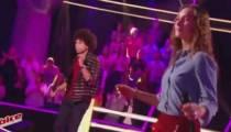 """Replay """"The Voice"""" : Battle Samuel M / Juliette « La groupie du pianiste » de France Gall (vidéo)"""