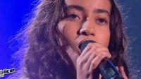 """Replay """"The Voice Kids"""" : Betyssam chante « Halo » de Beyoncé en finale (vidéo)"""