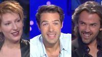 """""""On n'est pas couché"""" : Nicolas Bedos se paie la tête de Natacha Polony et d'Aymeric Caron (Vidéo)"""