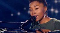 """Replay """"The Voice"""" : Ann-Shirley chante « Hometown Glory » d'Adèle (vidéo)"""