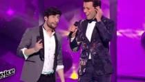 """Replay """"The Voice"""" : MB14 & Mika chantent « Happy Ending » en finale (vidéo)"""