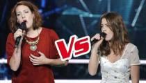 """Replay """"The Voice"""" : La Battle Jessana / Luna « Le paradis blanc » de Michel Berger (vidéo)"""