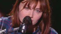 """Replay """"The Voice"""" : Chloé chante « Caravane » de Raphaël (vidéo)"""