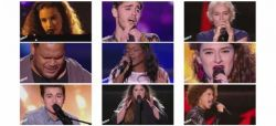 """Replay """"The Voice"""" samedi 10 février : voici les 9 nouveaux talents sélectionnés (vidéo)"""