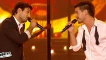 """Replay """"The Voice"""" : les Fréro Delavega chantent « Sympathique » de Pink Martini (vidéo)"""