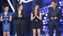 """Replay """"The Voice"""" : l'épreuve ultime Law', Camille Lellouche et Sharon Laloum (vidéo)"""