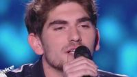"Replay ""The Voice"" : Nicolay Sanson chante « Sorry Angel » de Serge Gainsbourg (vidéo)"