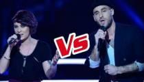 "Replay ""The Voice"" : La Battle Sweem / Emilie « Somebody That I Used To Know » de Gotye (vidéo)"