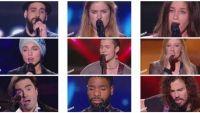 """Replay """"The Voice"""" samedi 3 février : voici les 11 nouveaux talents sélectionnés (vidéo)"""