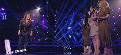 "Replay ""The Voice"" : duel JAT/ Betty Patural « Désenchantée » de Mylène Farmer (vidéo)"