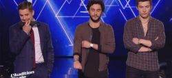 "Replay ""The Voice"" : l'audition finale de Luca, Anto et Edouard Edouard  (vidéo)"