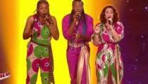 "Replay ""The Voice"" : The Sugazz chante « Papaoutai » de Stromae (vidéo)"
