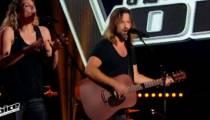 """Replay """"The Voice"""" : le duo Fergessen interprète « Eleanor Rigby » des Beatles (vidéo)"""