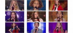 """Replay """"The Voice Kids"""" samedi 19 août : voici les 9 jeunes talents sélectionnés (vidéo)"""