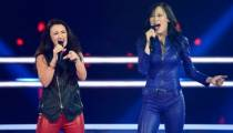 "Replay ""The Voice"" : la Battle Diem / Victoria Adamo sur « Bang Bang » de Jessie J (vidéo)"