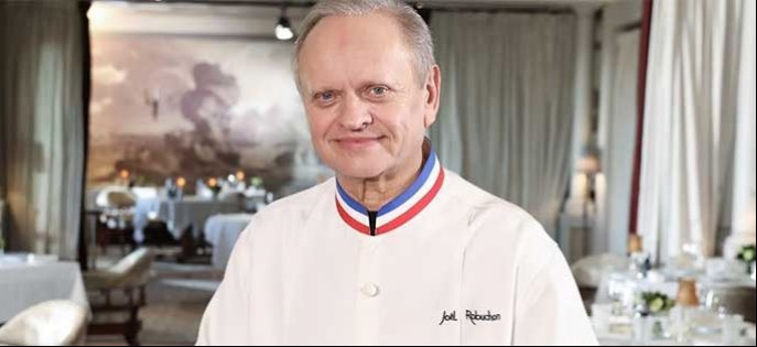 """Joël Robuchon sera dans la 9ème saison de """"TOP CHEF"""" en cours de tournage pour M6"""
