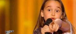 "Replay ""The Voice Kids"" : Manuela chante « Andalouse » de Kendji Girac (vidéo)"